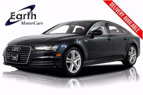 2017 Audi A7 for sale at EARTH MOTOR CARS in Carrollton TX