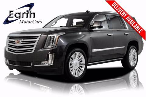 2016 Cadillac Escalade for sale at EARTH MOTOR CARS in Carrollton TX