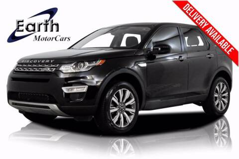 2017 Land Rover Discovery Sport for sale at EARTH MOTOR CARS in Carrollton TX