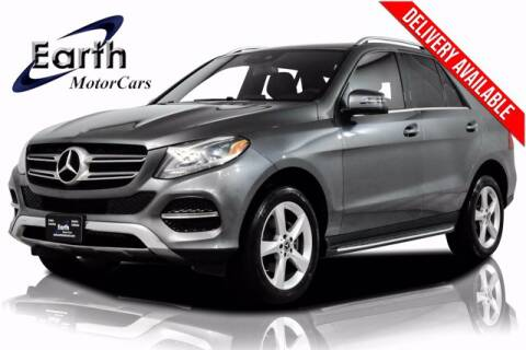 2017 Mercedes-Benz GLE for sale at EARTH MOTOR CARS in Carrollton TX