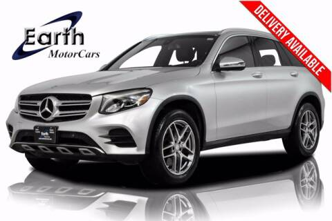 2017 Mercedes-Benz GLC for sale at EARTH MOTOR CARS in Carrollton TX