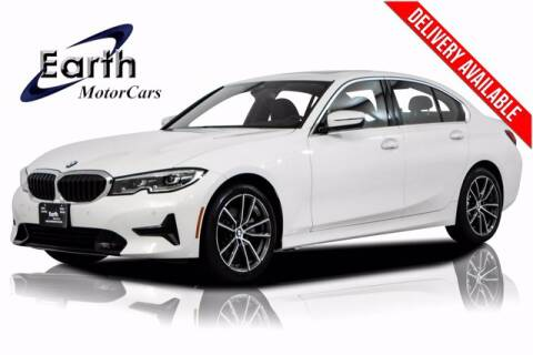 2020 BMW 3 Series for sale at EARTH MOTOR CARS in Carrollton TX