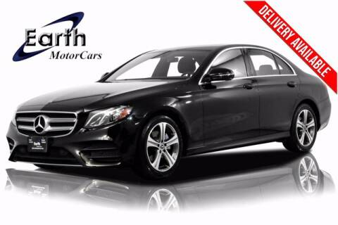 2019 Mercedes-Benz E-Class for sale at EARTH MOTOR CARS in Carrollton TX