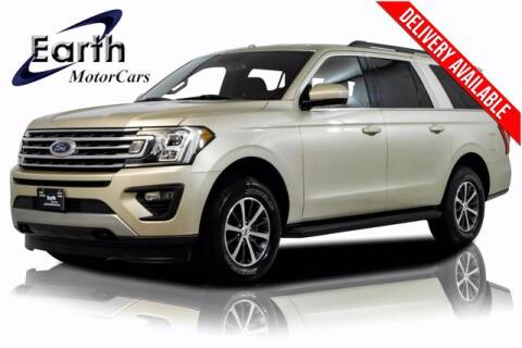 2018 Ford Expedition MAX for sale at EARTH MOTOR CARS in Carrollton TX