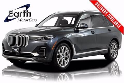 2019 BMW X7 for sale at EARTH MOTOR CARS in Carrollton TX