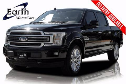 2019 Ford F-150 for sale at EARTH MOTOR CARS in Carrollton TX