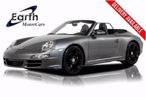 2007 Porsche 911 for sale at EARTH MOTOR CARS in Carrollton TX