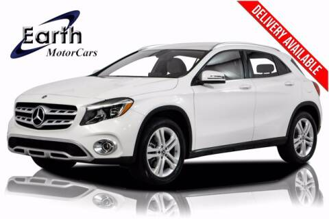 2018 Mercedes-Benz GLA for sale at EARTH MOTOR CARS in Carrollton TX