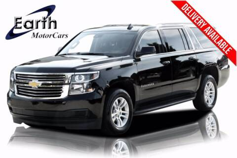 2019 Chevrolet Suburban for sale at EARTH MOTOR CARS in Carrollton TX