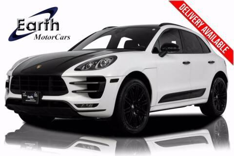 2015 Porsche Macan for sale at EARTH MOTOR CARS in Carrollton TX
