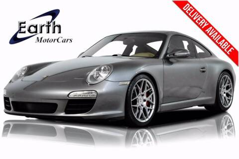 2009 Porsche 911 for sale at EARTH MOTOR CARS in Carrollton TX