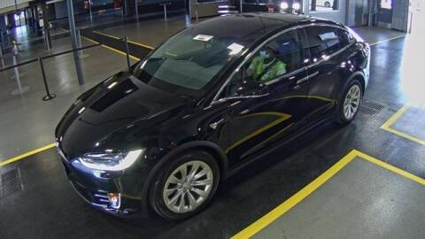 2018 Tesla Model X for sale at EARTH MOTOR CARS in Carrollton TX