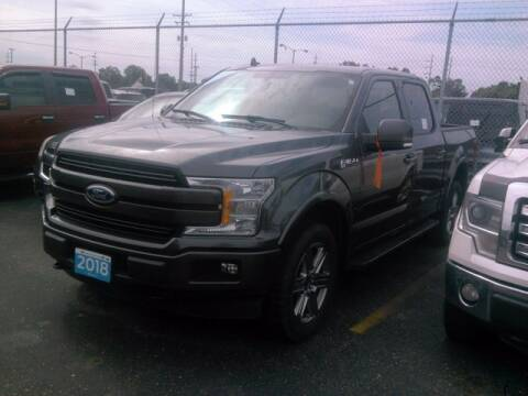 2018 Ford F-150 for sale at EARTH MOTOR CARS in Carrollton TX