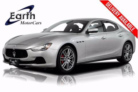 2017 Maserati Ghibli for sale at EARTH MOTOR CARS in Carrollton TX
