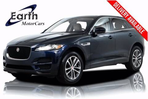 2020 Jaguar F-PACE for sale at EARTH MOTOR CARS in Carrollton TX