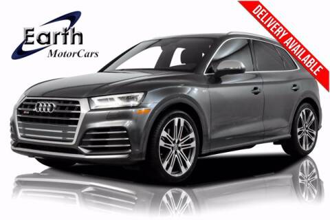 2018 Audi SQ5 for sale at EARTH MOTOR CARS in Carrollton TX