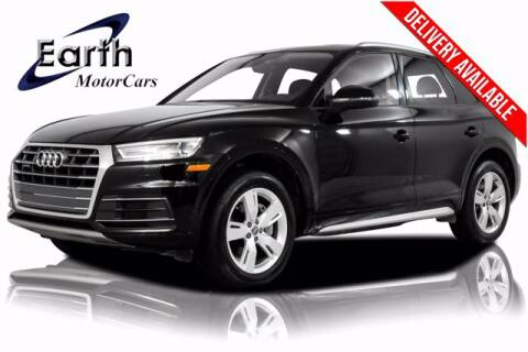 2018 Audi Q5 for sale at EARTH MOTOR CARS in Carrollton TX