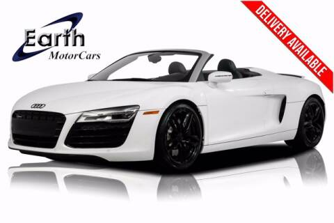 2015 Audi R8 for sale at EARTH MOTOR CARS in Carrollton TX
