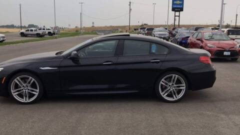 2015 BMW 6 Series for sale at EARTH MOTOR CARS in Carrollton TX