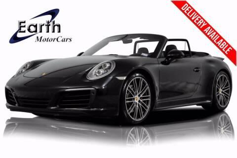 2018 Porsche 911 for sale at EARTH MOTOR CARS in Carrollton TX