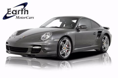 2008 Porsche 911 for sale at EARTH MOTOR CARS in Carrollton TX