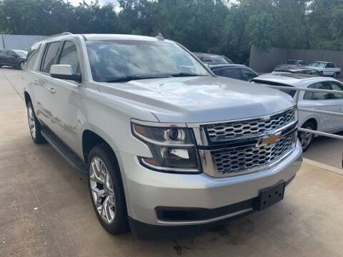 2020 Chevrolet Suburban for sale at EARTH MOTOR CARS in Carrollton TX