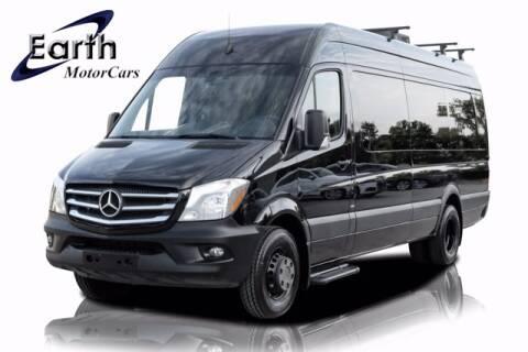 2016 Mercedes-Benz Sprinter Cargo for sale at EARTH MOTOR CARS in Carrollton TX