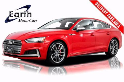 2018 Audi S5 Sportback for sale at EARTH MOTOR CARS in Carrollton TX