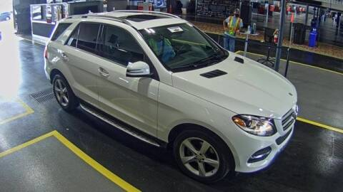 2016 Mercedes-Benz GLE for sale at EARTH MOTOR CARS in Carrollton TX