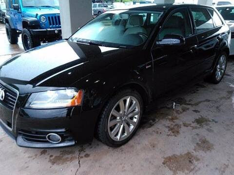 2011 Audi A3 for sale at EARTH MOTOR CARS in Carrollton TX