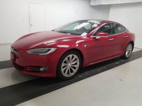2018 Tesla Model S for sale at EARTH MOTOR CARS in Carrollton TX