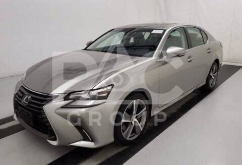 2016 Lexus GS 350 for sale at EARTH MOTOR CARS in Carrollton TX
