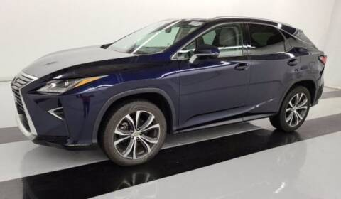 2017 Lexus RX 350 for sale at EARTH MOTOR CARS in Carrollton TX