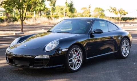 2010 Porsche 911 for sale at EARTH MOTOR CARS in Carrollton TX