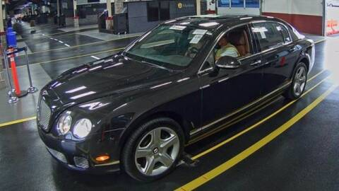 2010 Bentley Continental for sale at EARTH MOTOR CARS in Carrollton TX