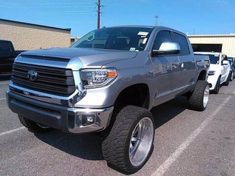 2018 Toyota Tundra for sale at EARTH MOTOR CARS in Carrollton TX