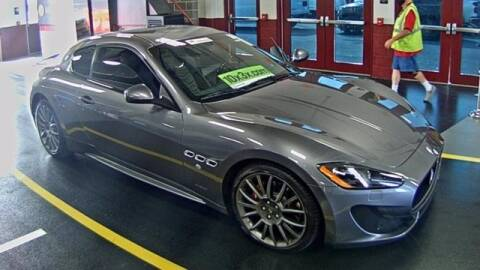 2015 Maserati GranTurismo for sale at EARTH MOTOR CARS in Carrollton TX