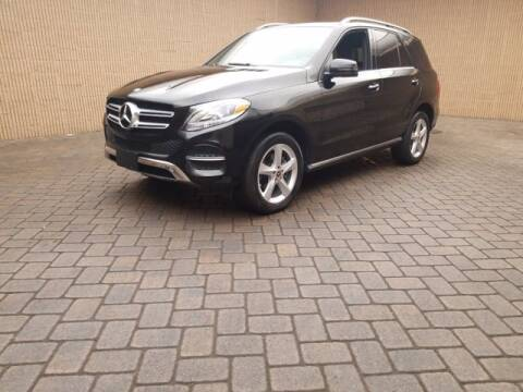 2018 Mercedes-Benz GLE for sale at EARTH MOTOR CARS in Carrollton TX