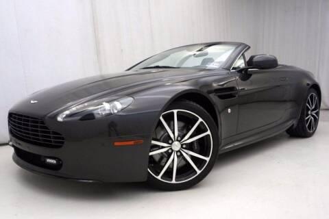 2011 Aston Martin V8 Vantage for sale at EARTH MOTOR CARS in Carrollton TX