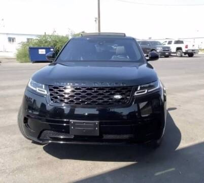 2018 Land Rover Range Rover Velar for sale at EARTH MOTOR CARS in Carrollton TX