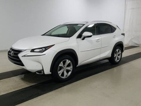 2017 Lexus NX 200t for sale at EARTH MOTOR CARS in Carrollton TX