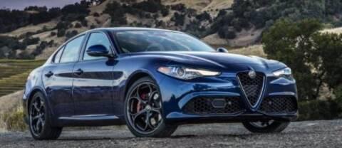 2018 Alfa Romeo Giulia for sale at EARTH MOTOR CARS in Carrollton TX