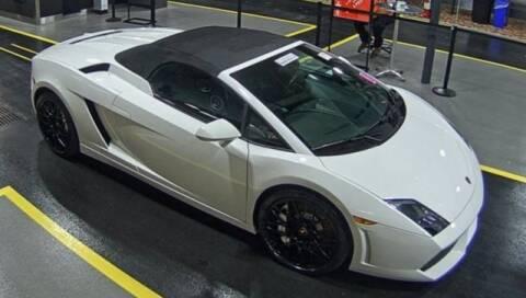 2011 Lamborghini Gallardo for sale at EARTH MOTOR CARS in Carrollton TX