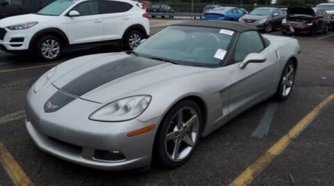 2007 Chevrolet Corvette for sale at EARTH MOTOR CARS in Carrollton TX