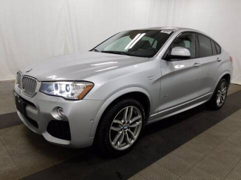 2018 BMW X4 for sale at EARTH MOTOR CARS in Carrollton TX