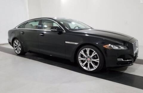 2017 Jaguar XJL for sale at EARTH MOTOR CARS in Carrollton TX