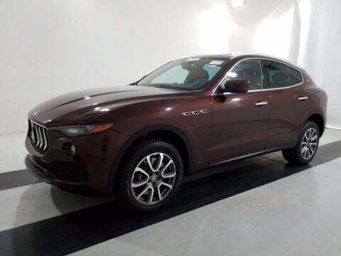2017 Maserati Levante for sale at EARTH MOTOR CARS in Carrollton TX