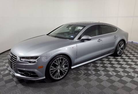 2016 Audi A7 for sale at EARTH MOTOR CARS in Carrollton TX