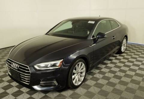 2018 Audi A5 for sale at EARTH MOTOR CARS in Carrollton TX