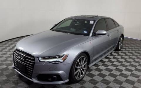 2017 Audi A6 for sale at EARTH MOTOR CARS in Carrollton TX